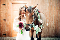 Bridal Styled 2017 {Kiawah River Stables}