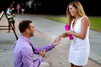 Cory & Lauren Proposal 2015 {Charleston}