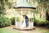 Ashley + Madison 2017 {Magnolia Plantation}
